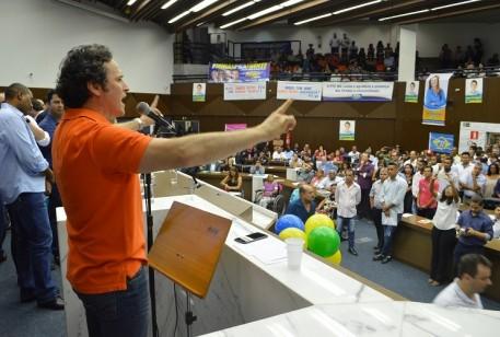 Fred Costa lança oficialmente a sua pré-candidatura para deputado federal